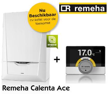25c34d2b90e cv-ketel Remeha Calenta ACE 25DS – Heuvel verwarming installateur